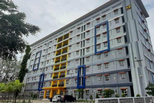Pemerintah siapkan Rusun ASN di Semarang jadi tempat isolasi COVID-19