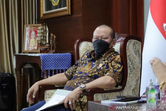 Ketua DPD dukung TNI berantas teroris jaringan MIT di Poso