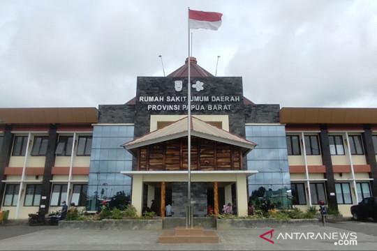 Pasien COVID-19 penuh, Rumah Sakit Provinsi Papua Barat tutup