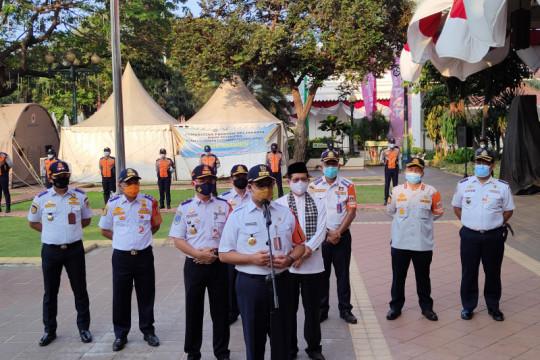 """Delapan personel Dishub DKI dipecat karena """"ngopi"""" saat PPKM Darurat"""