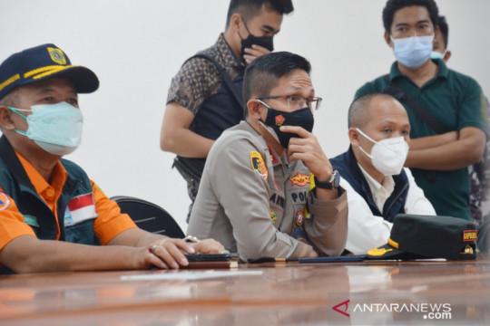 Satgas COVID-19 Bogor menindak dua pabrik pelanggar PPKM Darurat