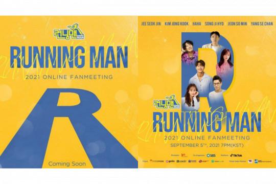 TikTok adakan jumpa penggemar Running Man