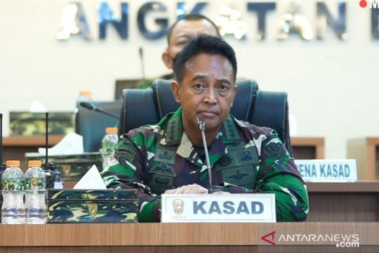 Kasad minta RS TNI AD melaporkan seluruh kebutuhan penanganan COVID-19