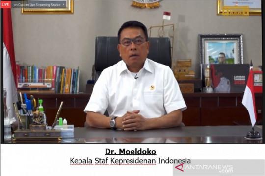 Satu Data Indonesia dan SPBE perlu dukungan penyedia teknologi