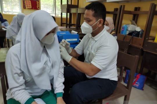 24.717 pelajar Batam telah divaksin COVID-19