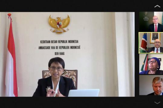 Menlu Retno soroti peningkatan partisipasi perempuan dalam misi PBB