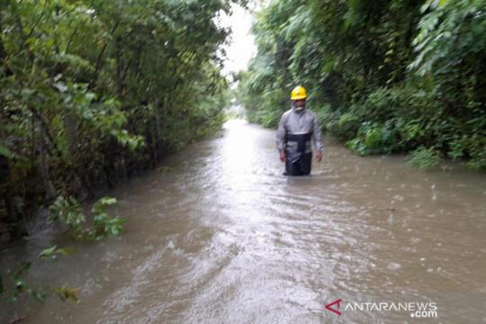 Empat kecamatan terendam banjir di Aceh Besar akibat hujan deras