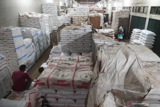 Harga beras di PIBC naik imbas permintaan bansos
