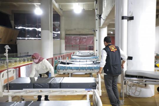 RS Lapangan Tembak Surabaya buka lowongan 100-200 dokter dan perawat