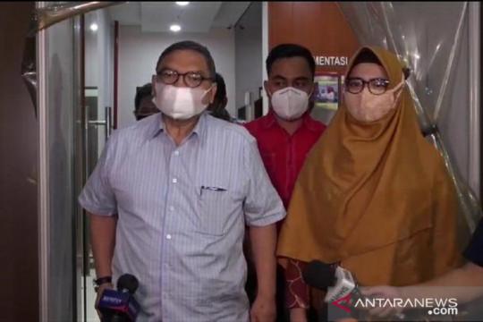 Aburizal Bakrie minta Ardi dan Nia Ramadhani tabah hadapi cobaan