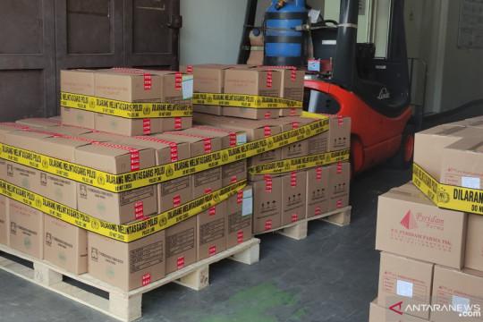 Kabareskrim datangi pabrik obat di Cianjur pastikan pendistribusian