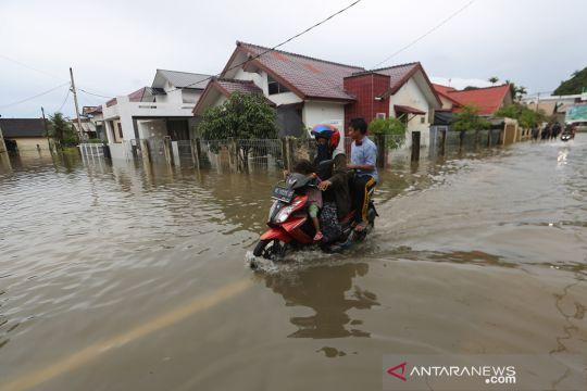 Banjir rendam desa di Aceh Besar