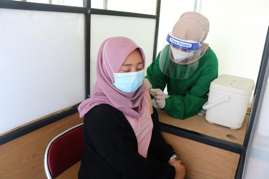 KAI Purwokerto tambah stasiun melayani vaksinasi