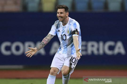 Akankah kali ini Lionel Messi berhasil bersama Argentina?