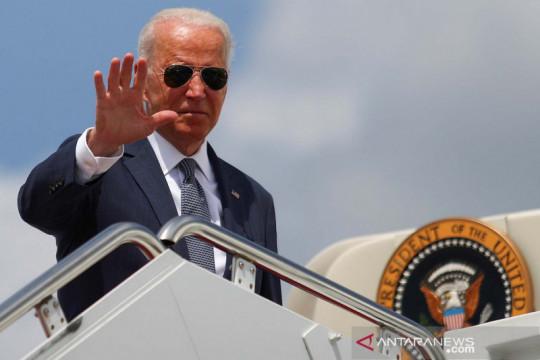 Biden akan terima kunjungan Raja Abdullah Yordania