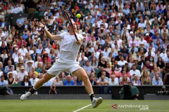 Jinakkan Shapovalov, Djokovic bertemu Berrettini di final Wimbledon