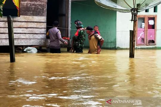BPBD catat 3.532 warga di Nagan Raya Aceh terdampak banjir