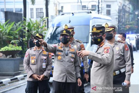 Kakorlantas Polri: Penyekatan dan patroli perkuat PPKM Darurat