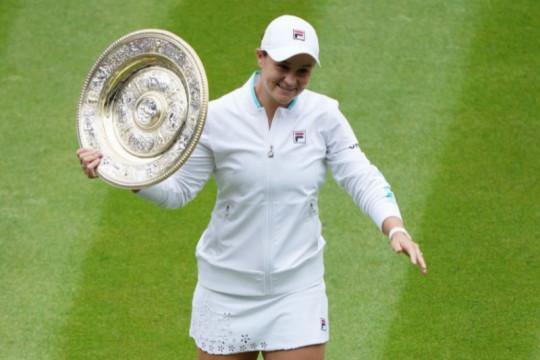 Daftar juara tunggal putri Wimbledon sepuluh tahun terakhir