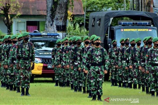 Pangdam Kasuari ajak warga Papua Barat waspada lonjakan kasus COVID-19