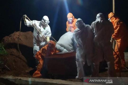 Kasus kematian akibat COVID-19 di Lampung bertambah 31 orang
