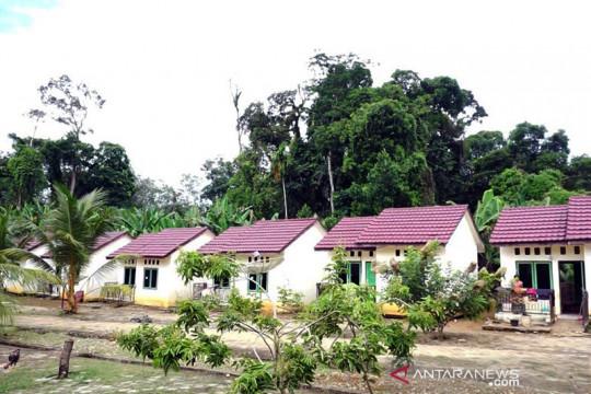 Kementerian PUPR bangun 23 unit rumah untuk Suku Anak Dalam