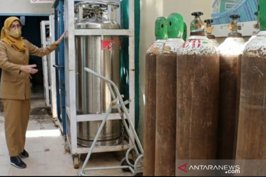 Oksigen di Rumah Sakit Umum Daerah Putussibau kosong