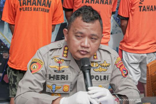 Polresta Mataram siapkan ratusan personel kawal PPKM Darurat 12 Juli