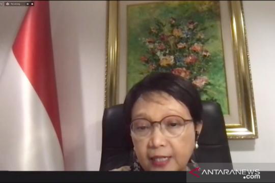 Menlu: Indonesia telah amankan lebih dari 100 juta dosis vaksin