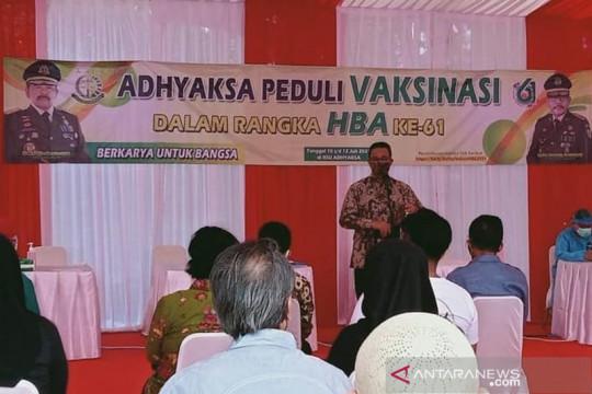 Anies apresiasi Kejaksaan Agung bantu vaksinasi COVID-19 di Jakarta