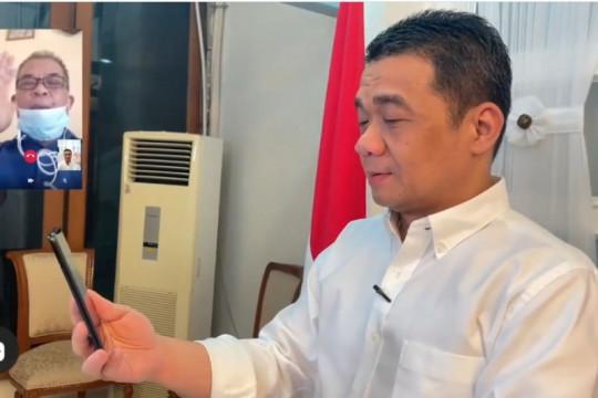 Wagub DKI puji keberanian polisi korban pengeroyokan pelaku balap liar