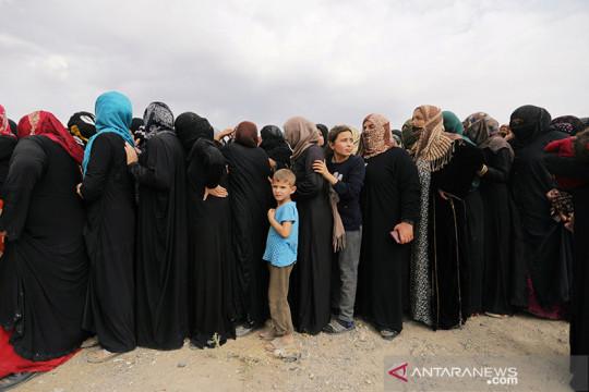 Kesepakatan AS dengan Rusia lanjutkan akses bantuan PBB ke Suriah