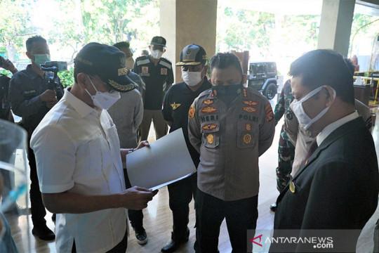 Jelang PPKM Darurat, Mataram gelar sidak penerapan prokes di hotel