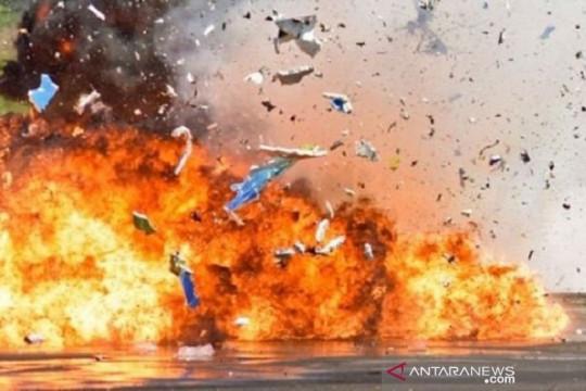 Ledakan pangkalan militer Kazakhstan tewaskan empat prajurit