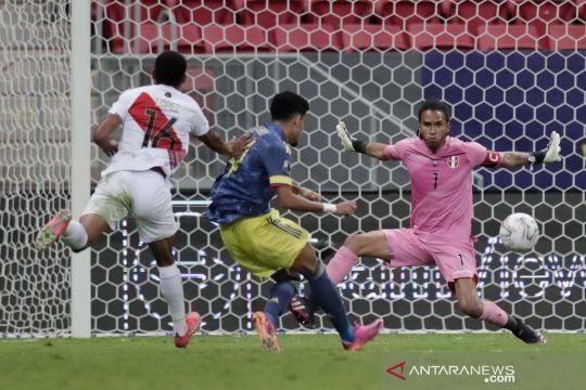Kalahkan Peru, Kolombia rebut juara tiga Copa America 2021