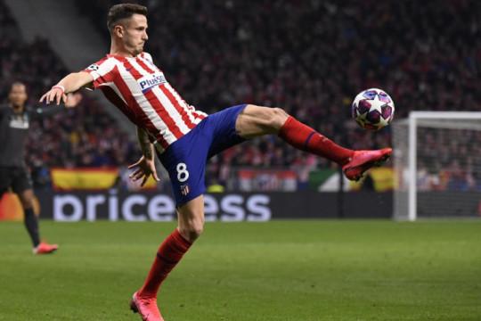 Liverpool siapkan 40 juta euro untuk beli Saul Niguez