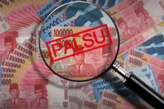 Polisi bongkar jaringan pembuat uang palsu di Sumut
