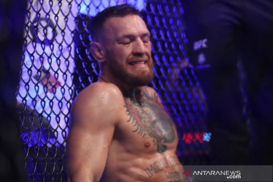 """McGregor merasa """"luar biasa"""" setelah operasi patah kaki"""