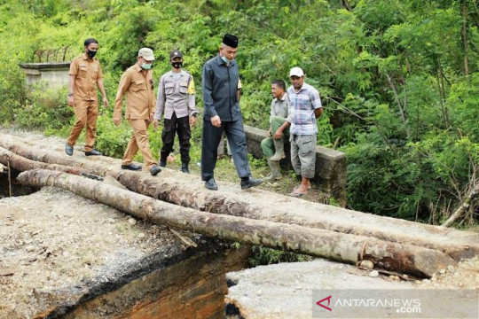 Banjir di Nagan Raya surut, BPBD minta warga waspadai banjir susulan