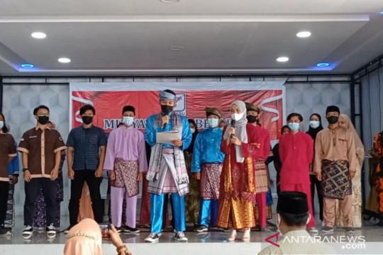 Mahasiswa deklarasi mendukung terbentuk Kabupaten Sambas Utara