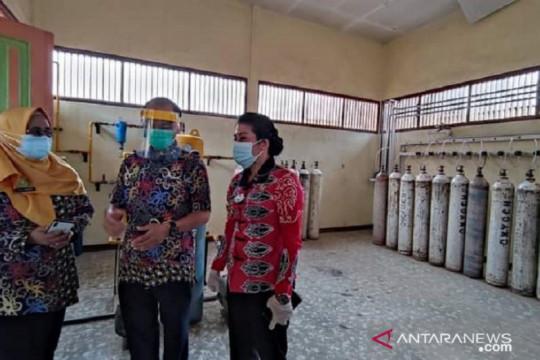 Satgas COVID-19 Singkawang tambah 118 tempat tidur dan ruang isolasi