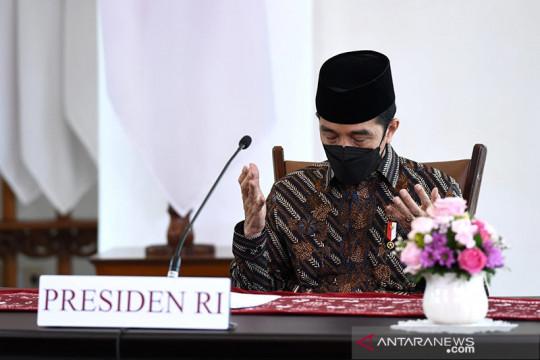 Agar pandemi segera berakhir, Presiden ajak masyarakat berdoa bersama