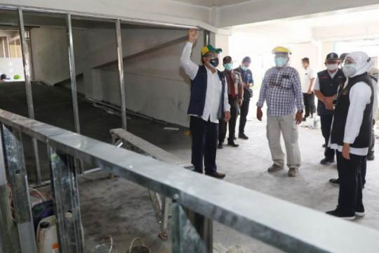 Area parkir RSUD Dr Soetomo jadi ruang rawat mulai 14 Juli