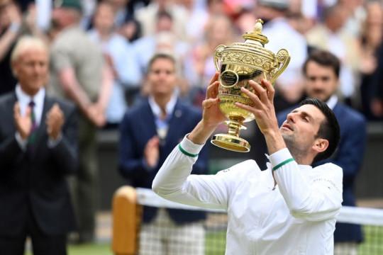 Saya percaya saya yang terbaik, kata Djokovic
