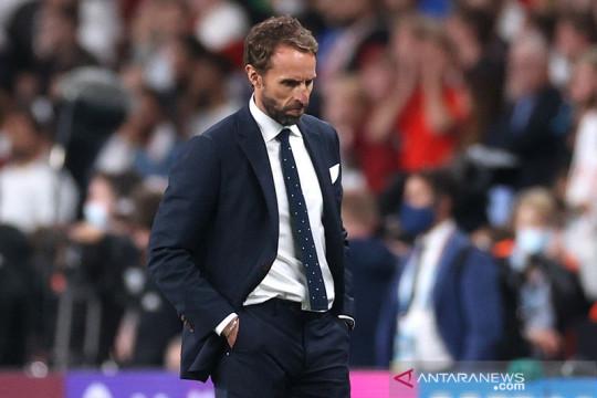 Gareth Southgate ungkap alasan tidak gunakan jatah pergantian pemain
