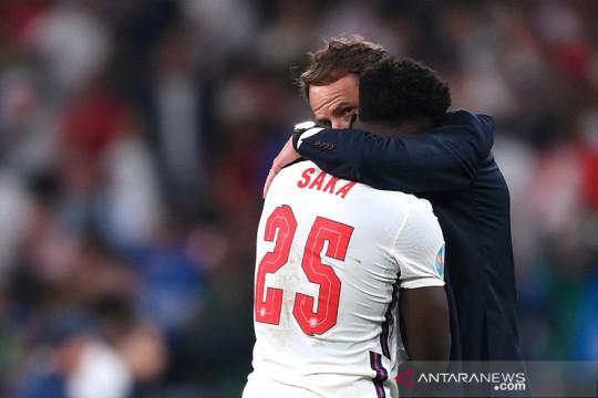 Gareth Southgate bertanggung jawab penuh atas kekalahan Inggris