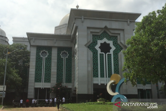 Senin, cuaca DKI Jakarta diprakirakan cerah berawan