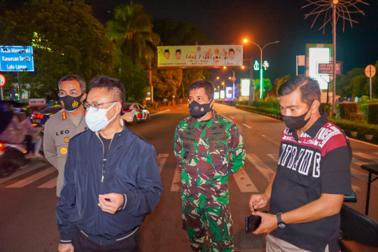 Pemerintah Kota Pontianak terbitkan Surat Edaran PPKM Darurat