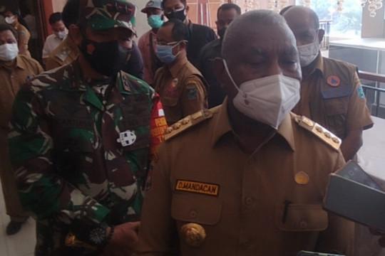 PPKM Darurat dilaksanakan di Kabupaten Manokwari dan Kota Sorong