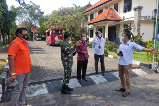 Sekda: Pegawai Pemprov Bali positif COVID-19 wajib isolasi terpusat